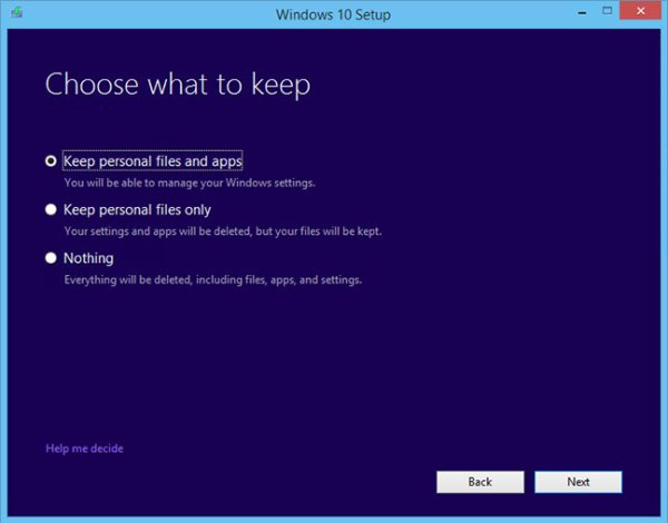 windows 10 update 4